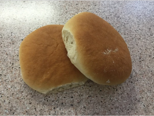 White Barm Tea Cake